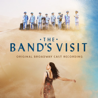 The Band's Visit Original Broadway Cast CD